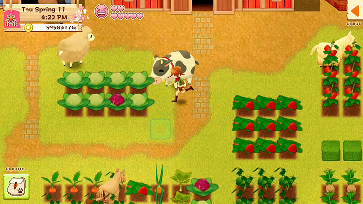 Harvest Moon: Light of Hope Special Edition chega em maio para PS4 e Switch