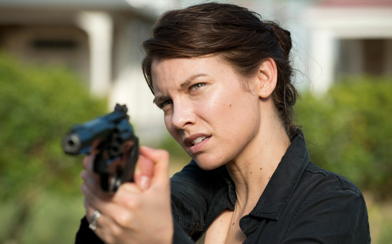 Lauren Cohan, a Maggie de The Walking Dead, é escalada em nova série