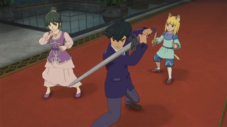 Ni no Kuni II ganha vídeo que apresenta os primeiros 15 minutos de gameplay