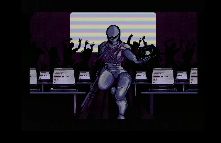 Overdrive 2 – Confira o poder do Mega Drive nesta TechDemo!
