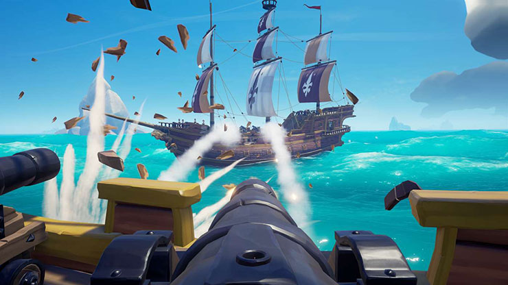 Sea of Thieves supera Ni no Kuni 2 e A Way Out no Reino Unido