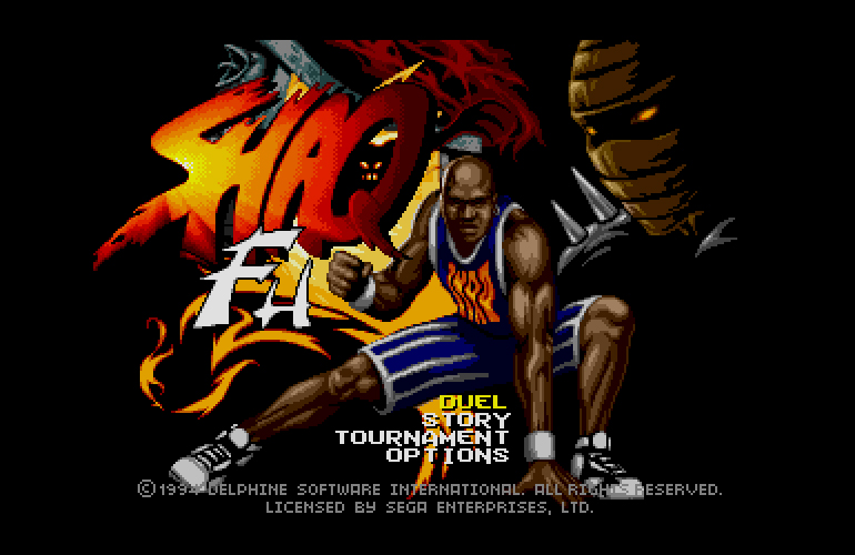 """Sequência de """"Shaq Fu"""", considerado um dos piores games da história, ganha novo trailer"""