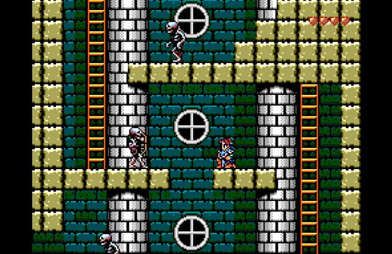 """Conheça """"Silver Valley"""", novo jogo plataforma 2D feito por fã para o Master System!"""