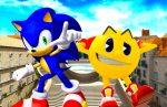Novo jogo? Pac-Man recebe misteriosa ligação de Sonic no Twitter!