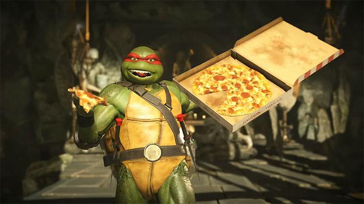 Tartarugas Ninja chegam com tudo no dia 13 de fevereiro em Injustice 2