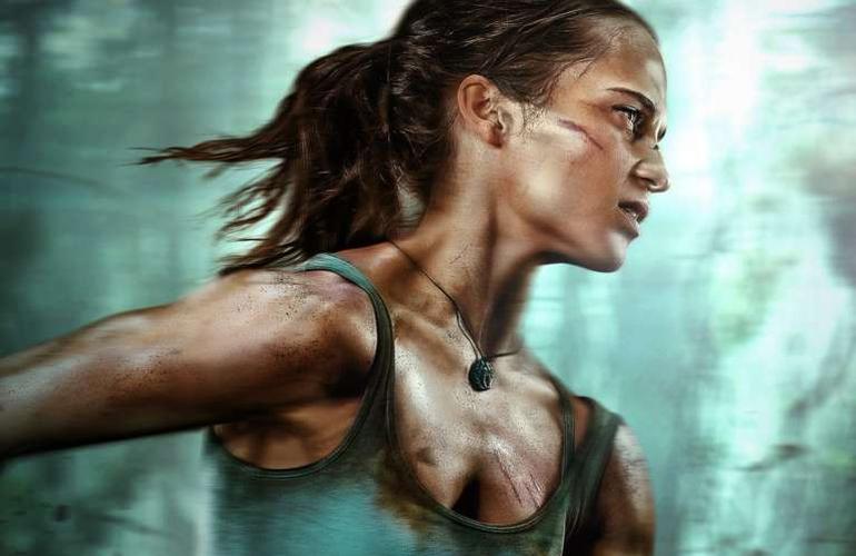 Tomb Raider: A Origem - Divulgados dois novos pôsteres do filme!