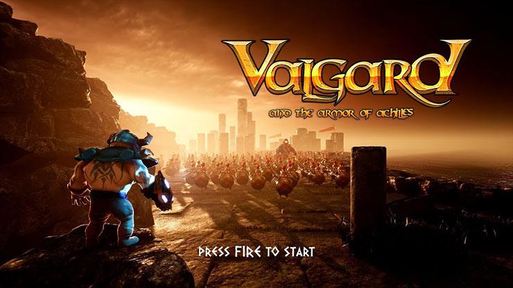 Valgard and The Armor of Achilles é jogo brasileiro inspirado em Knightmare do MSX