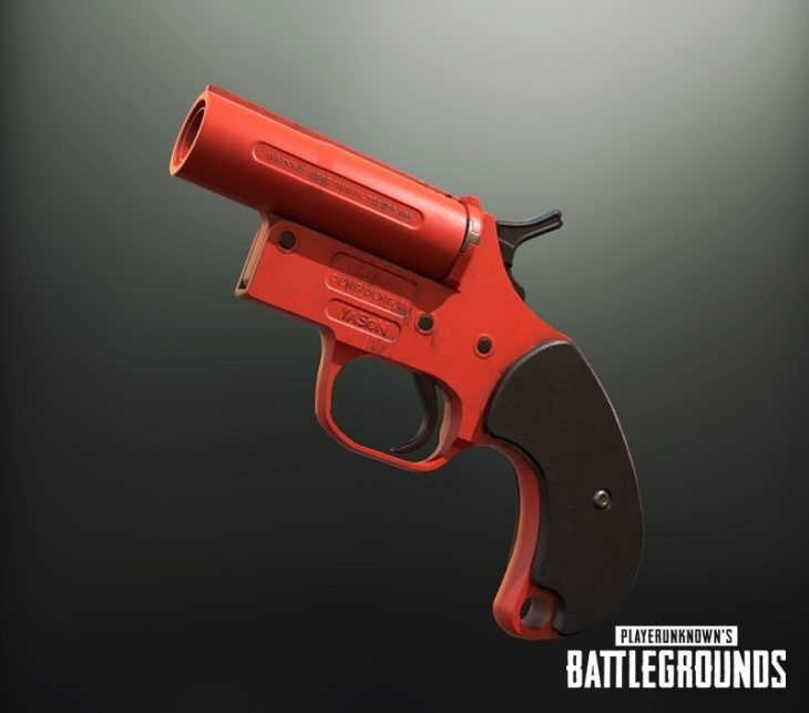 Arma Sinalizadora PUBG