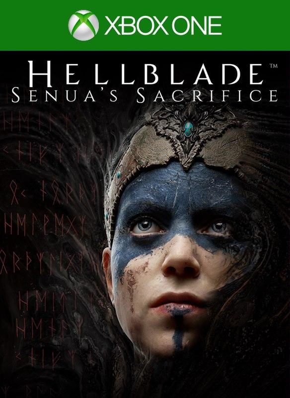 Boxart de Hellblade no Xbox One