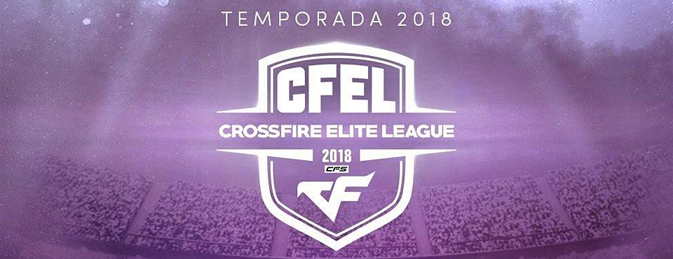 CROSSFIRE Elite League 2018 será organizado pela XLG UOL