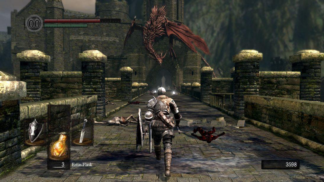 Jogador mapeia locais onde tiveram mais mortes em Dark Souls