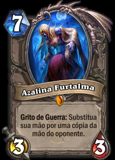 Hearthstone - Azalina Furtalma