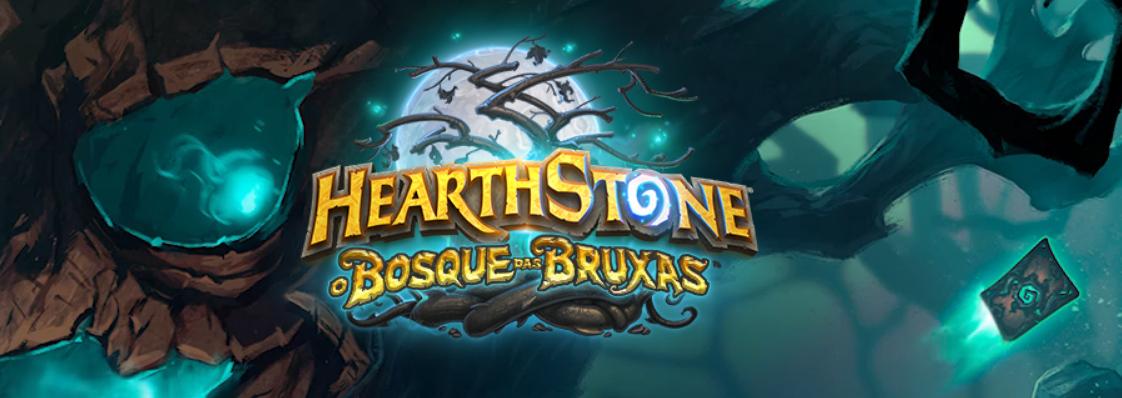 """Hearthstone - Anunciada a expansão """"Bosque das Bruxas"""", com 135 cartas inéditas"""