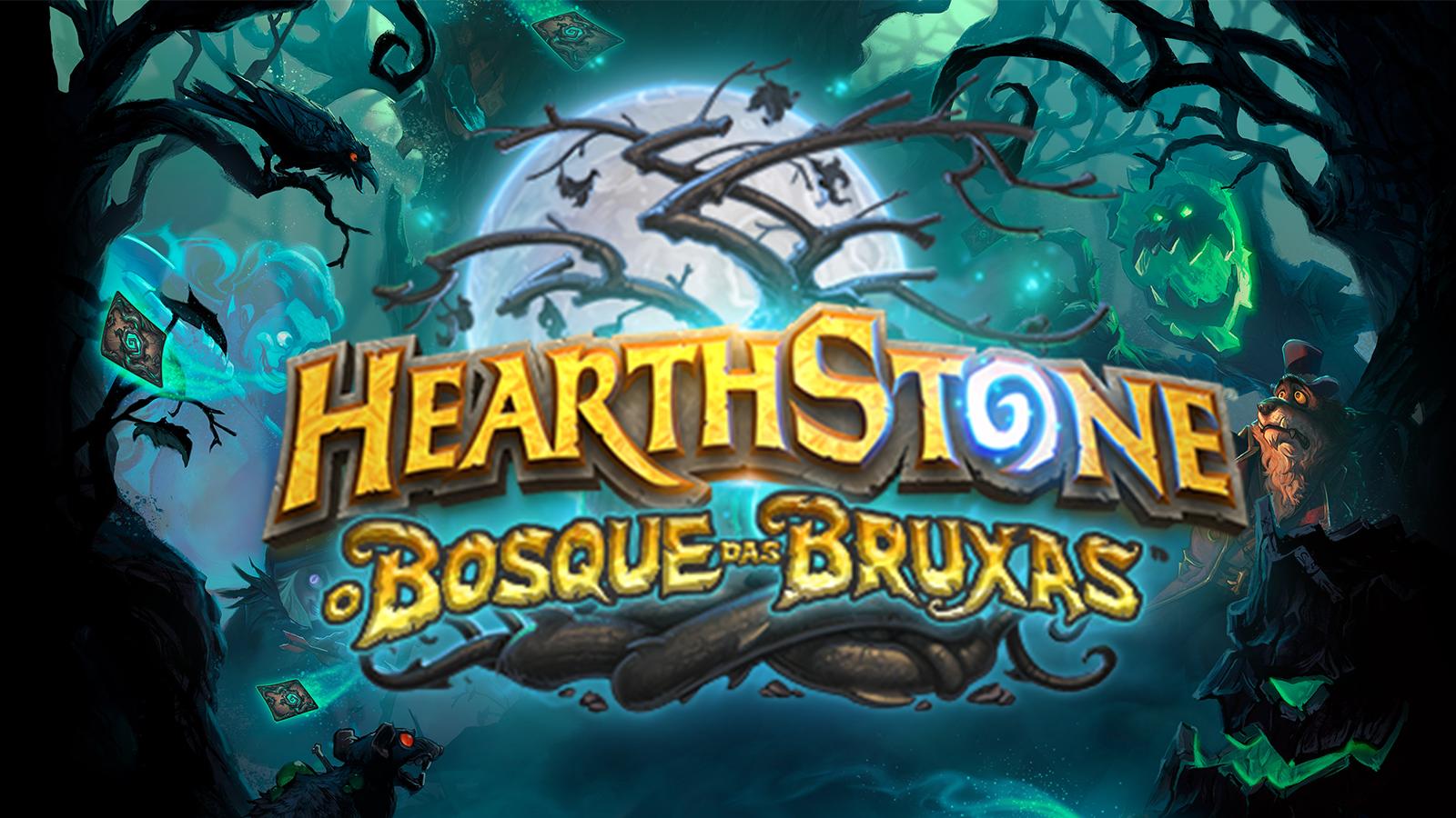 Hearthstone - Bosque das Bruxas - Topo
