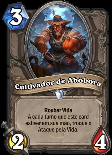 Hearthstone - Cultivador de Abóbora