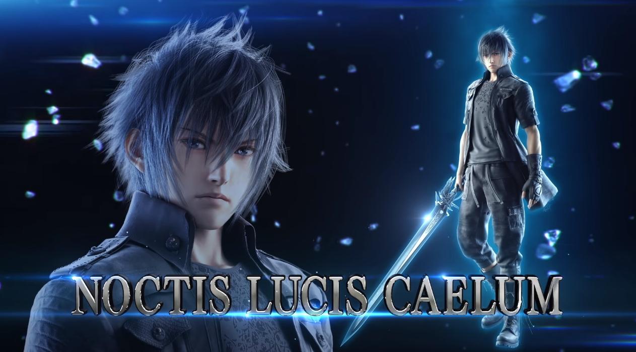 Noctis, de Final Fantasy XV, será lançado em Tekken 7 em 20 de março