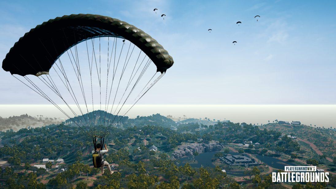 """[R] Domine o salto de paraquedas em """"PUBG"""" e aumente as suas chances de vencer"""