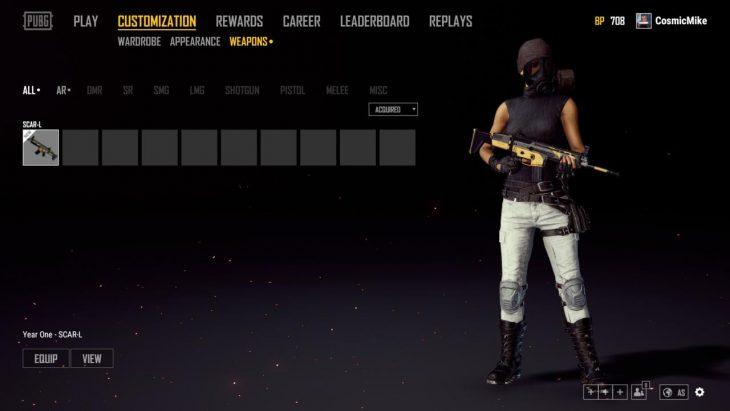 PUG Skins de Armas 15
