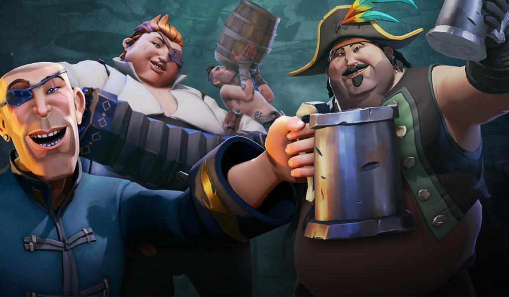 Sea of Thieves - Pirate Party