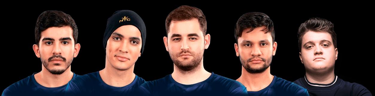 Brasil Game Show confirma quinteto brasileiro da SK Gaming na feira deste ano