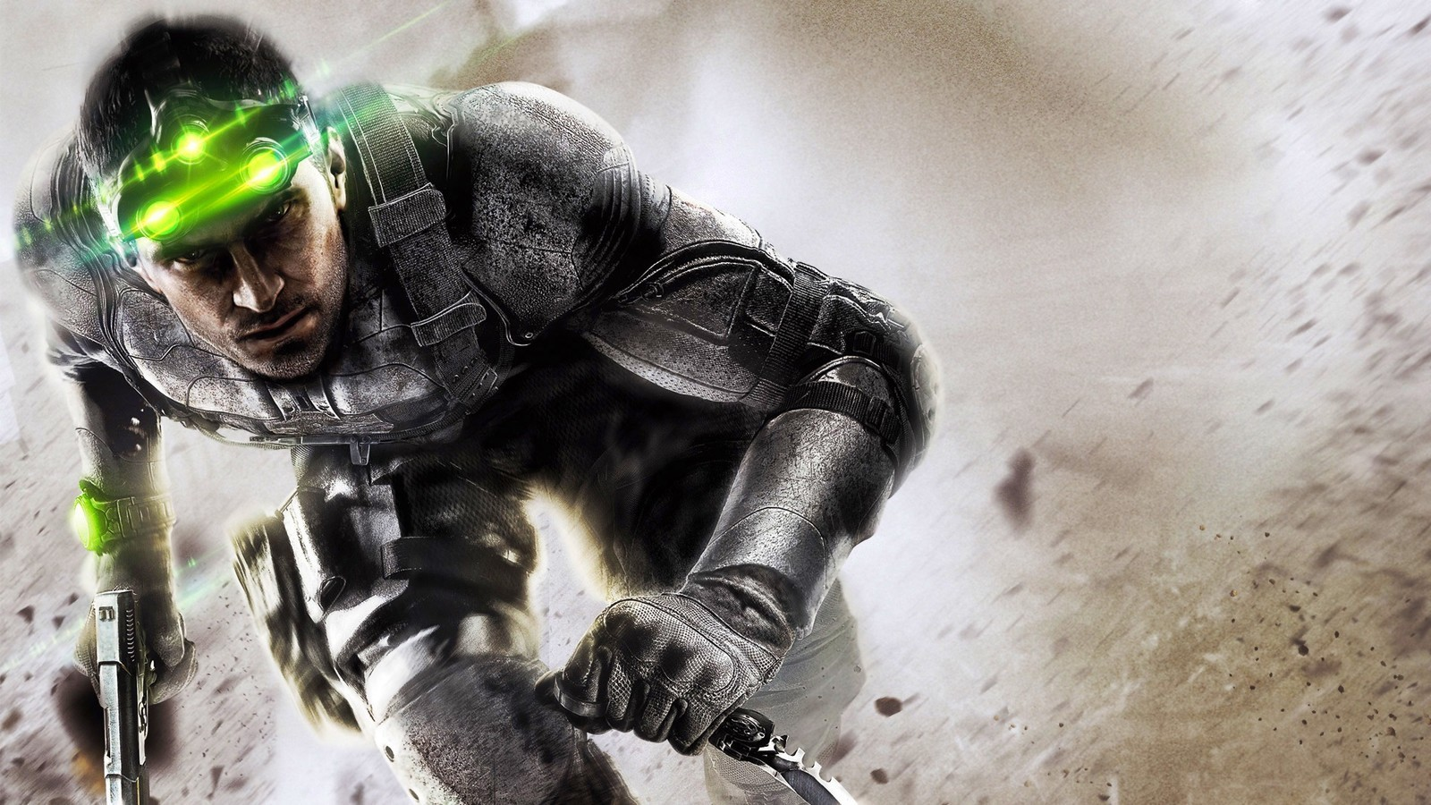 Splinter Cell Blacklist - Sam Fisher Screen