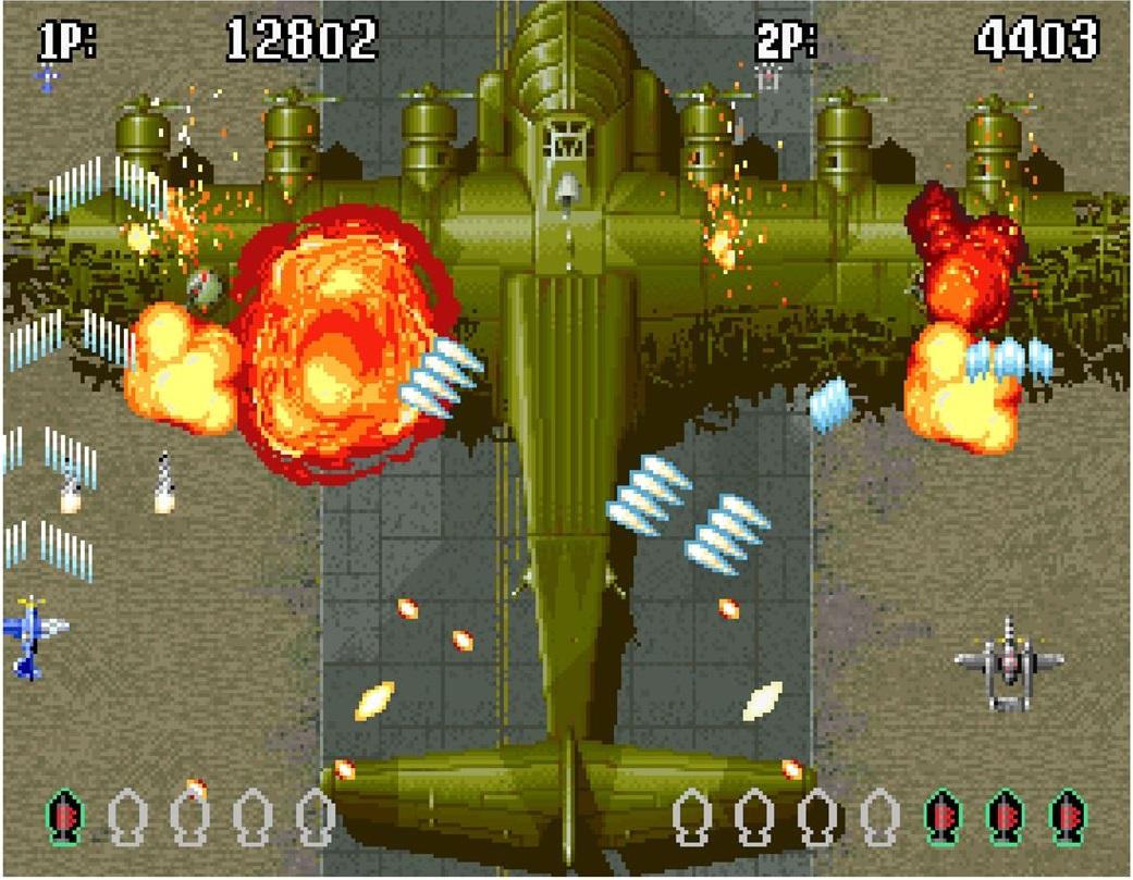 """Clássico do Neo-Geo """"Aero Fighters 3"""" chega na redes digitais do PS4, XBO e Switch"""
