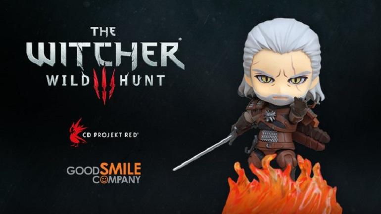 """Geralt de Rivia da série """"The Witcher"""" ganhará colecionável Nendoroid"""
