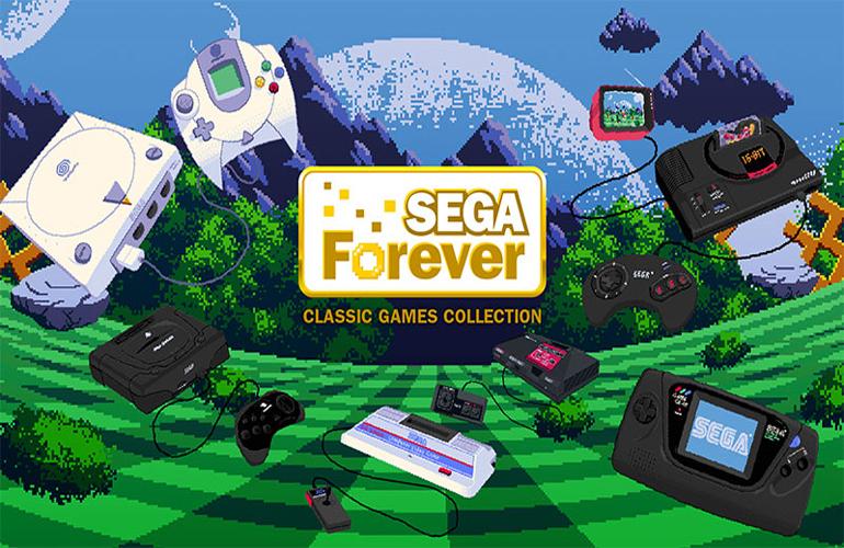 Sega Forever vai se concentrar em trazer jogos nativos em 2018