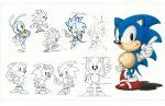 Designer de Sonic revela que personagem inicialmente era um garoto