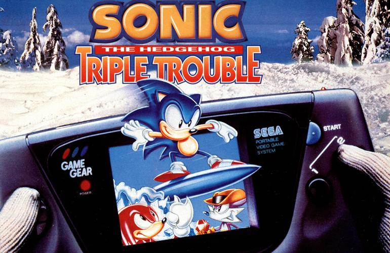 """""""Sonic Triple Trouble"""" de Game Gear ganhará versão 16 Bits feita por fã"""