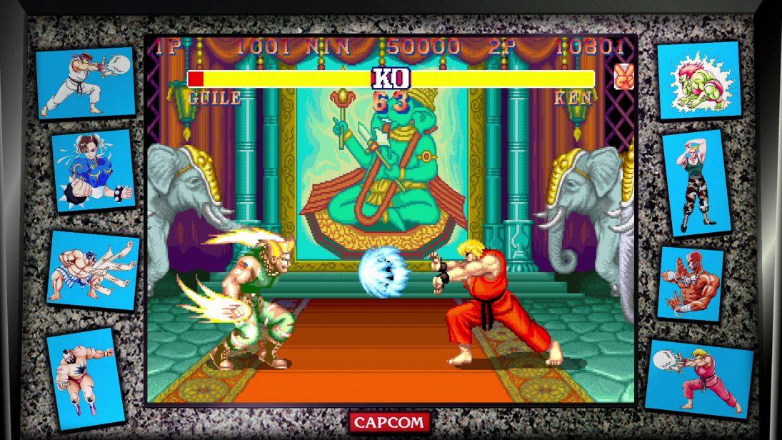 Street Fighter 30th Anniversary Collection chega no dia 29 de maio por até R$ 180