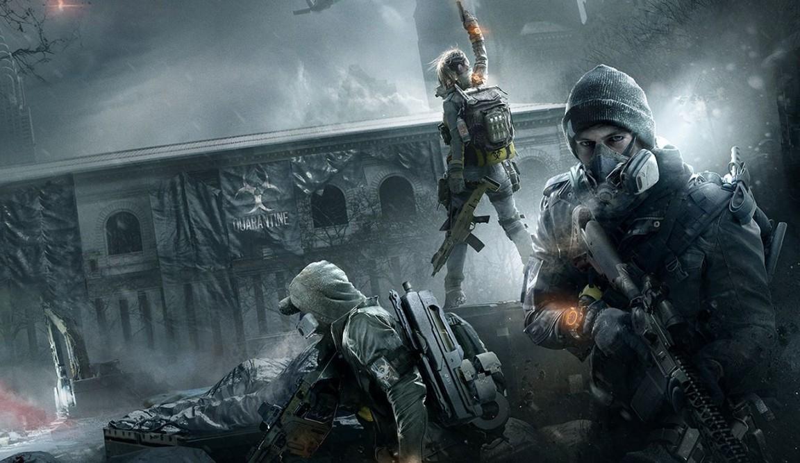 """Ubisoft anuncia oficialmente """"The Division 2"""""""