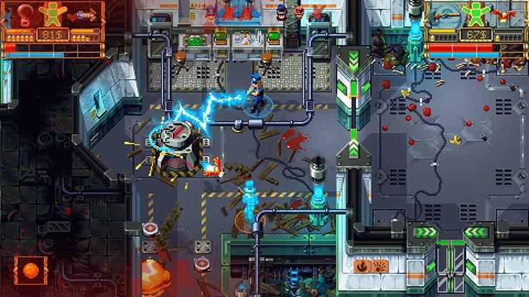 Shooter retrô Tower 57 ganha versão para computadores Amiga