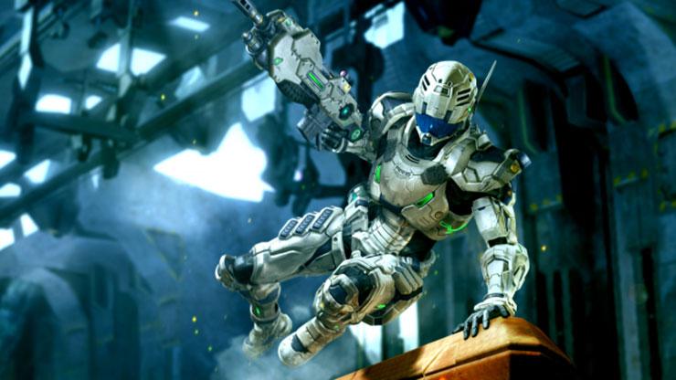 Rumor: Vanquish 2 está sendo desenvolvido exclusivamente para Xbox One