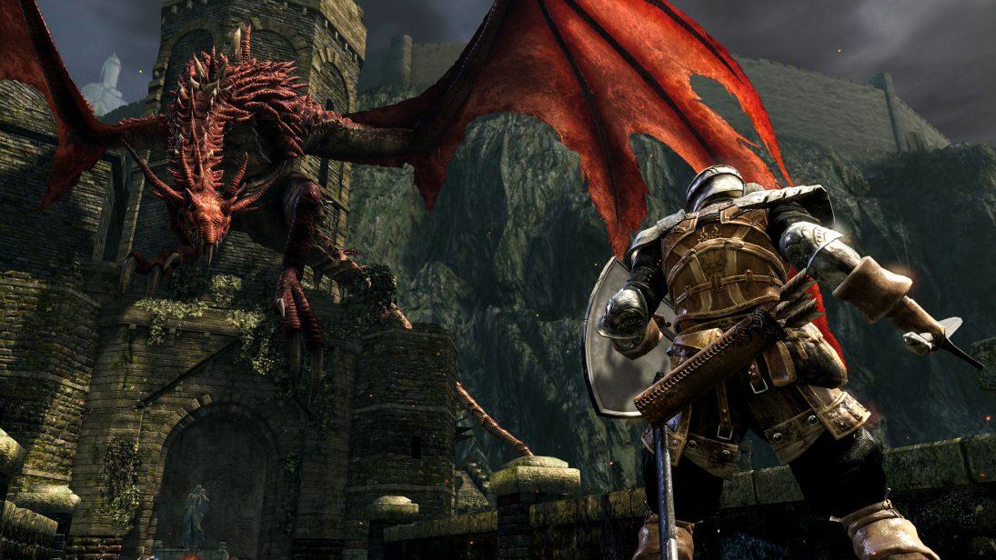 Versão para Switch de remasterização de Dark Souls é adiada