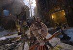 Criação de equipamentos e customização no novo vídeo de God of War para PS4