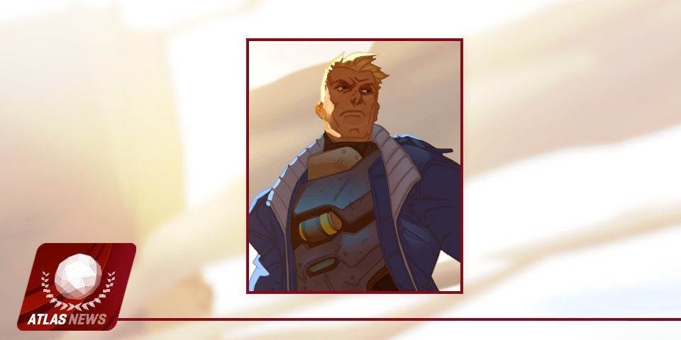 Jack Morrison - Overwatch - Atlas News - Novo evento