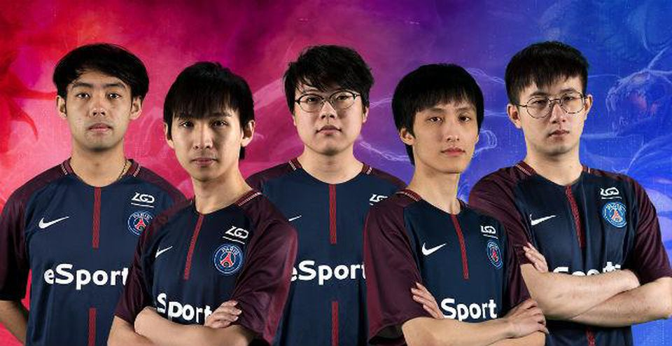 Paris Saint-Germain anuncia equipe de Dota 2