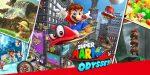 """Nintendo Switch vende mais de 17 milhões e """"Super Mario Odyssey"""" é o jogo mais popular"""