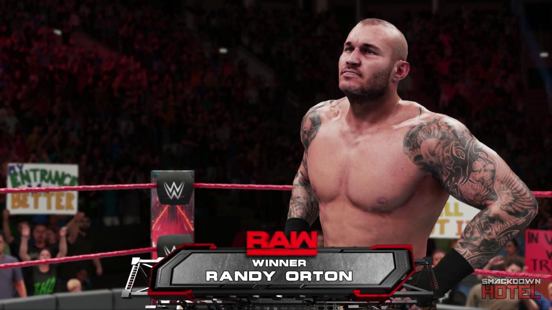 WWE 2K18 - Tatuadora do lutador Randy Orton processa WWE e 2K Games