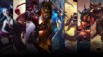 Promoção de Campeões e skins do League of Legends até 30/04