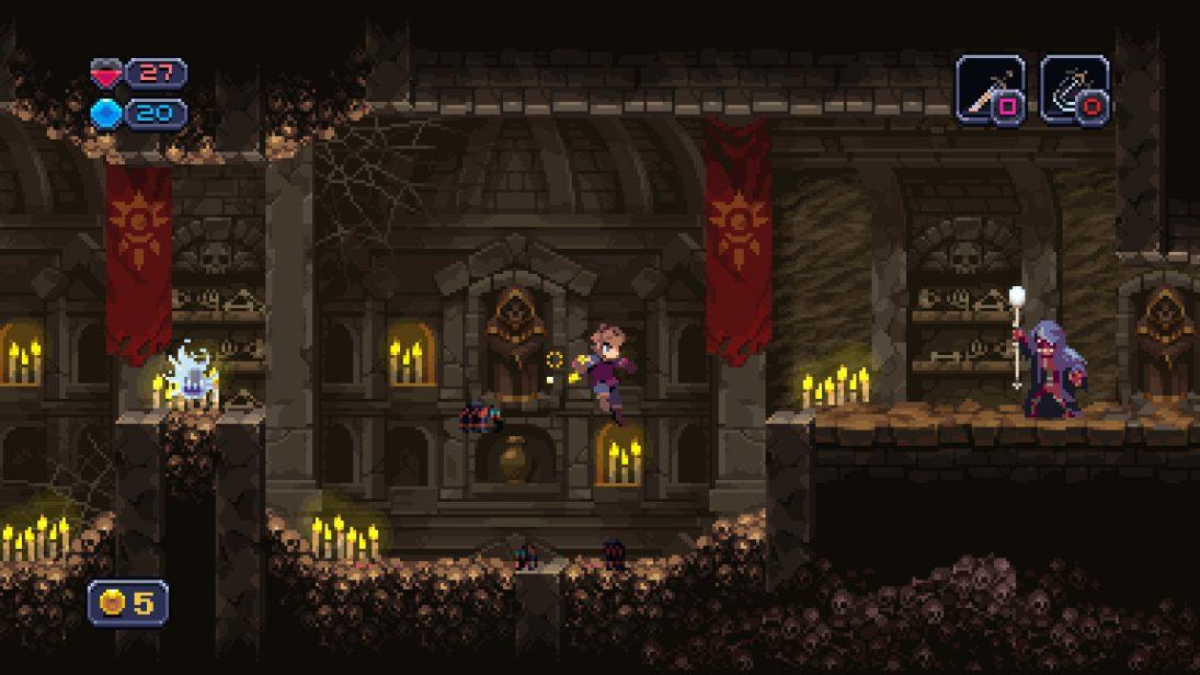 Chasm, jogo estilo metroidvania, chega ao PS4 e PC no 2º semestre de 2018
