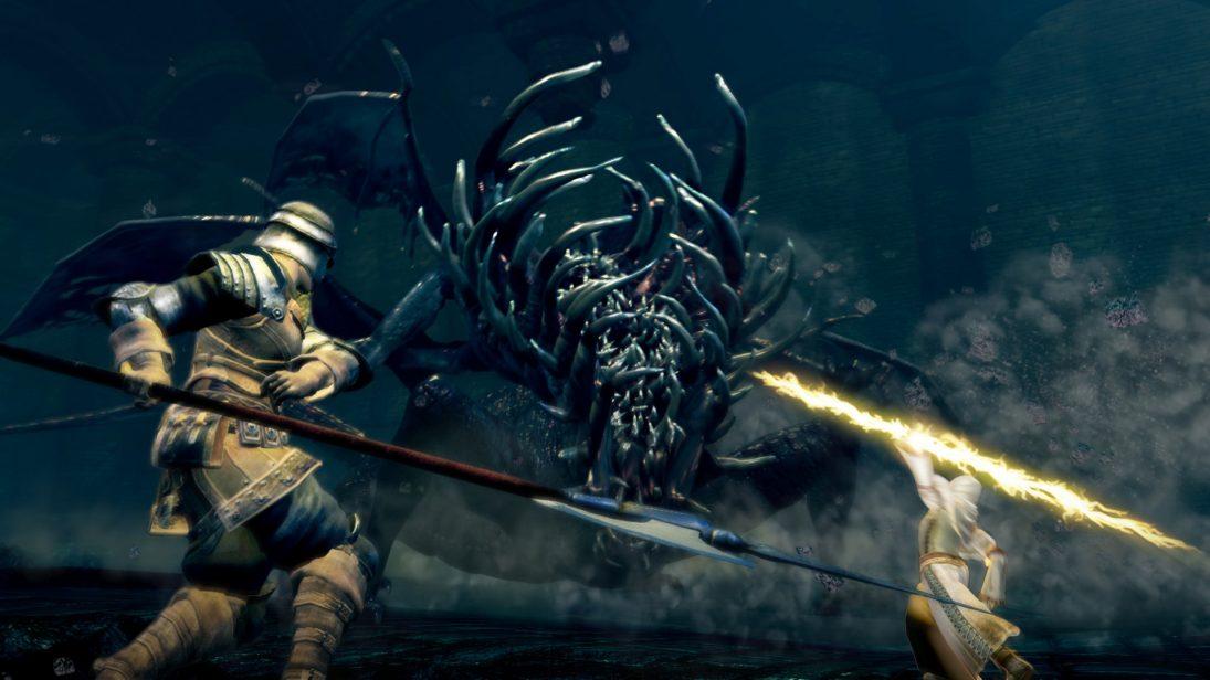 Dark Souls Remastered conserta fps problemático de Blighttown