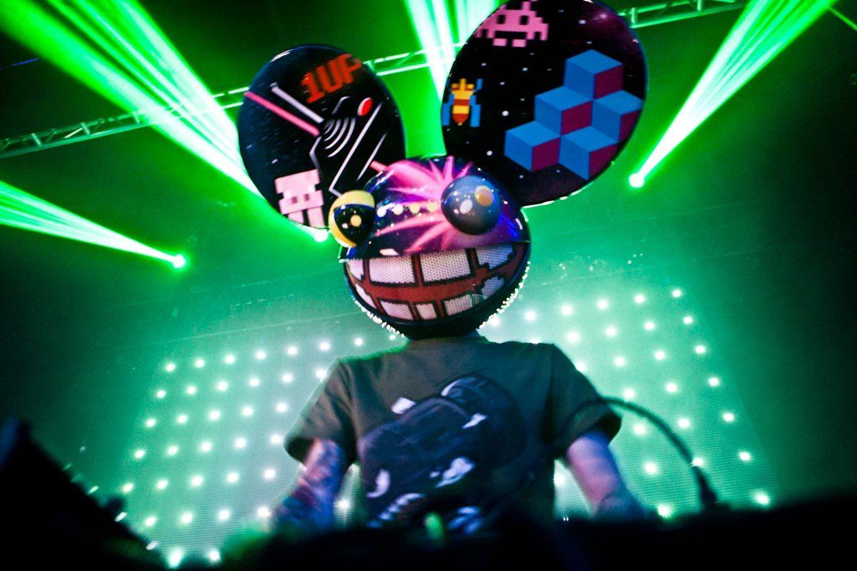 Deadmau5, artista de música eletrônica, trabalha em seu próprio game FPS
