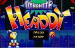 Dynamite Headdy – Clássico da Treasure no Mega Drive agora disponível no Sega Forever!