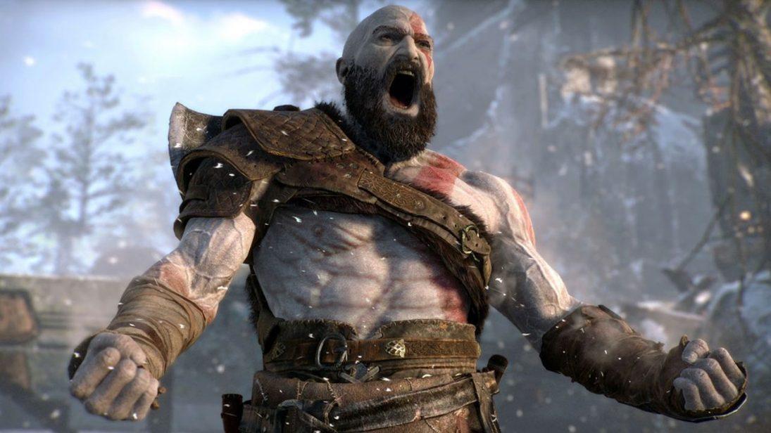 Pela quarta semana seguida, God of War é o jogo mais vendido no Reino Unido