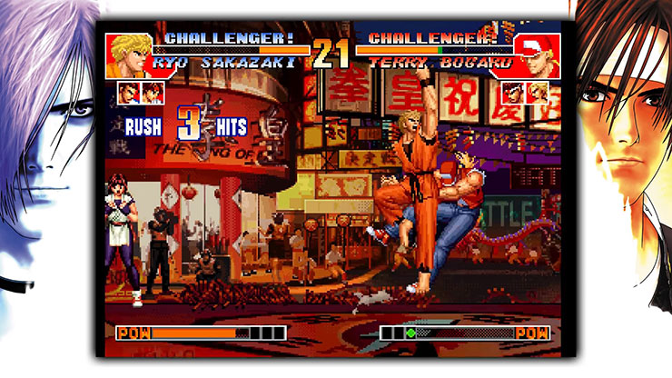 The King of Fighters '97 Global Match já está disponível para PS4, Vita e PC