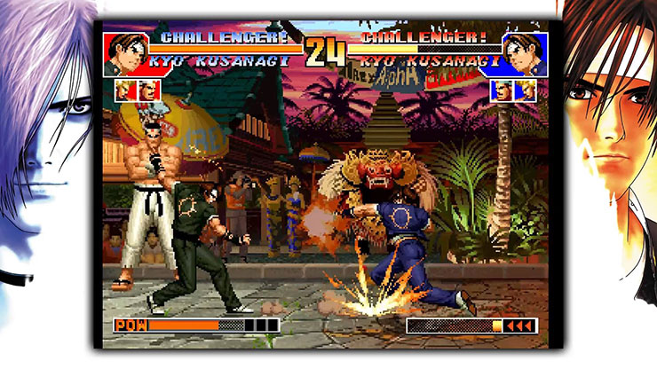 Com multiplayer online, The King of Fighters '97 Global Match chega nesta quinta