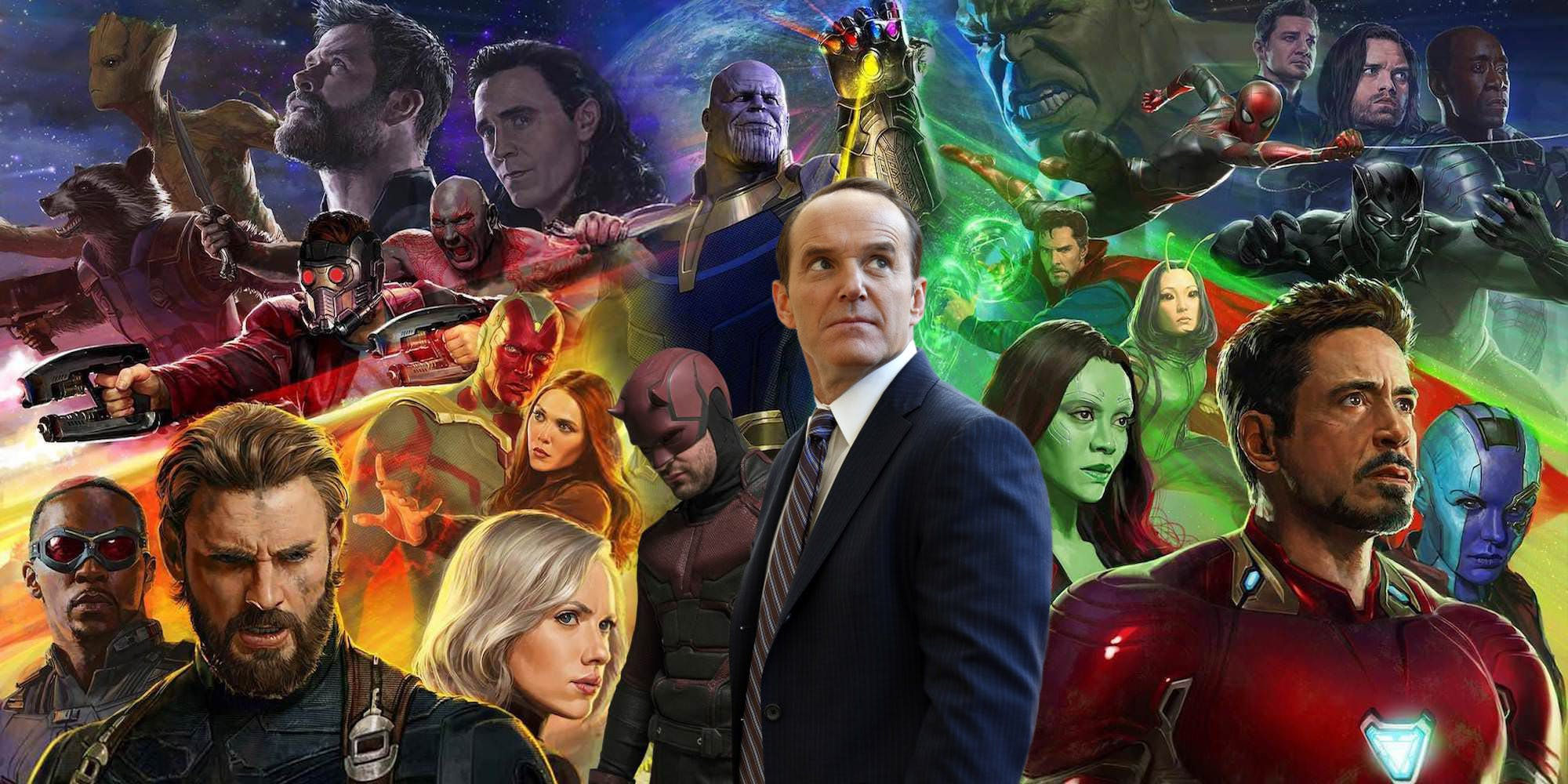 Maratona Super-Herói - Confira a cronologia do Universo Cinematográfico Marvel!
