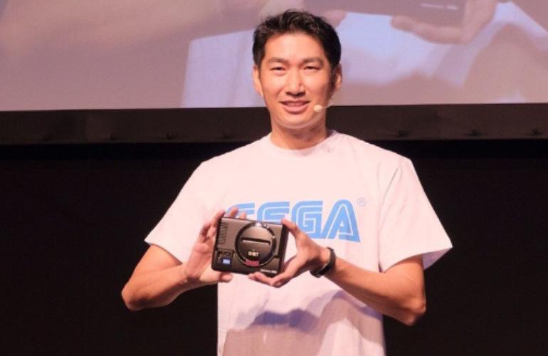 Sega anuncia Mega Drive Mini em evento no Japão